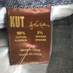 Kut from the Kloth Jeans - Kut from the Kloth wide leg jeans!